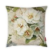 Obliečka na vankúš Vitaus Pure Flower, 43×43 cm