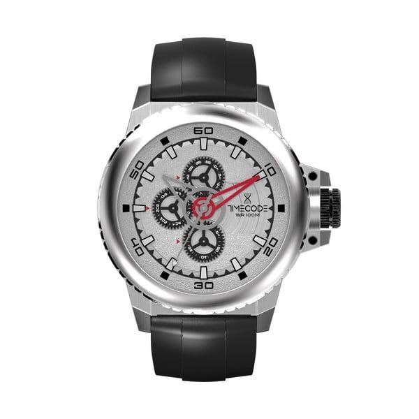 Pánske hodinky WWW 1991, Metallic/Grey