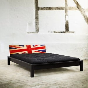 Posteľ Karup Tami UK Black / Union Jack
