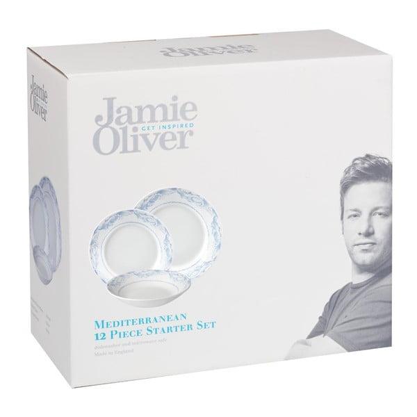 Sada 12 tanierov Mediterranean Jamie Oliver