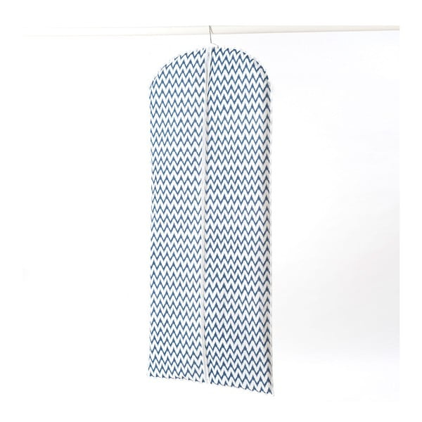 Textilný závesný obal na šaty Compactor ZigZag, 137 cm