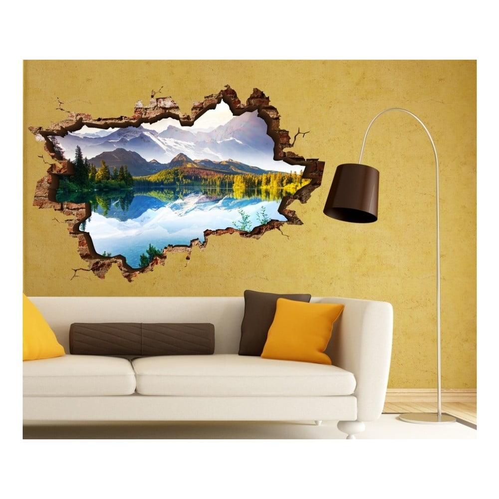 Nástenná samolepka 3D Art Maarten, 135 × 90 cm