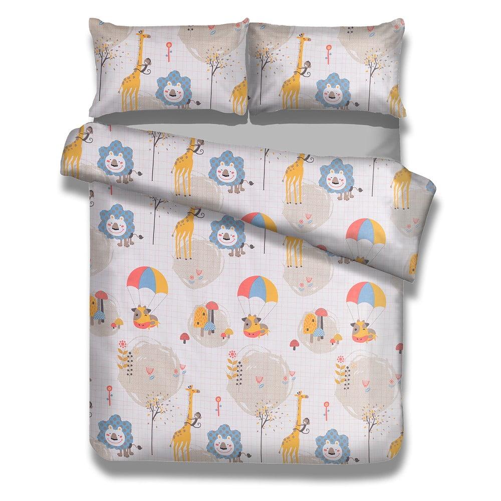 Detské bavlnené obliečky AmeliaHome Dreamland, 135 x 200 cm