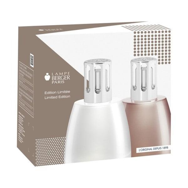 Katalytická lampa Spirit Grey + Cukrovinky z Provence 180 ml