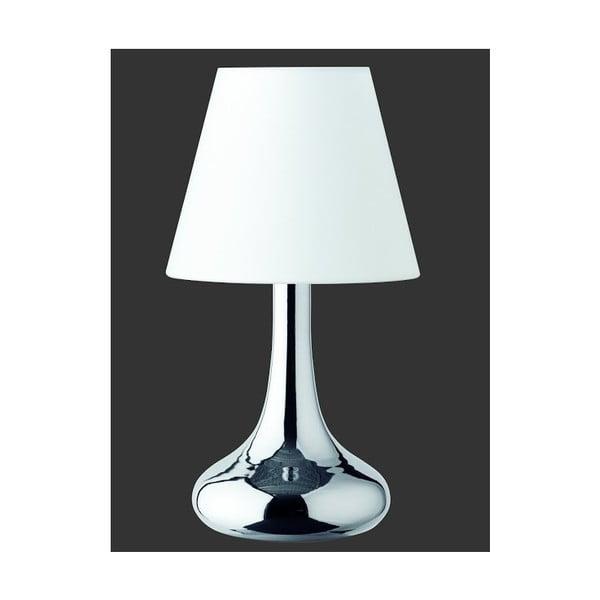 Stolová lampa Trio 5960 Serie, biela