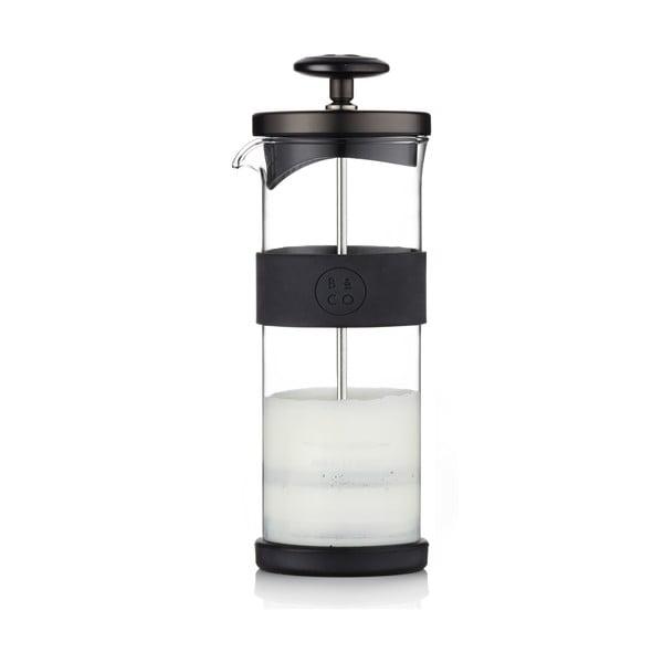 Napeňovač mlieka Barista, čierny