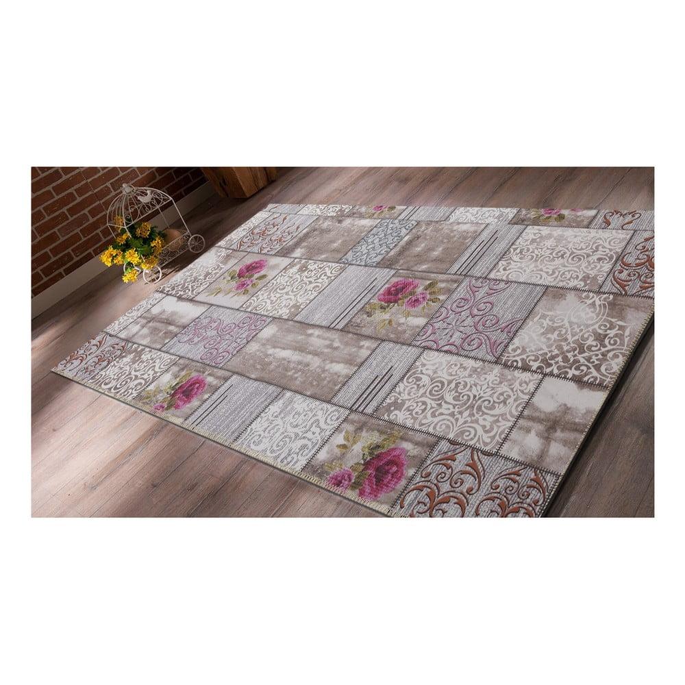 Odolný koberec Vitaus Consuela, 80 × 120 cm