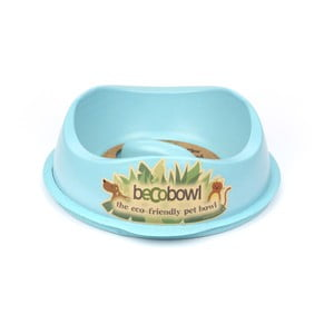 Miska pre psíkov/mačky Beco Bowl 28,5 cm, modrá