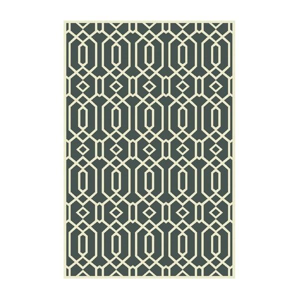 Vinylový koberec Rejilla Verde, 200x300 cm