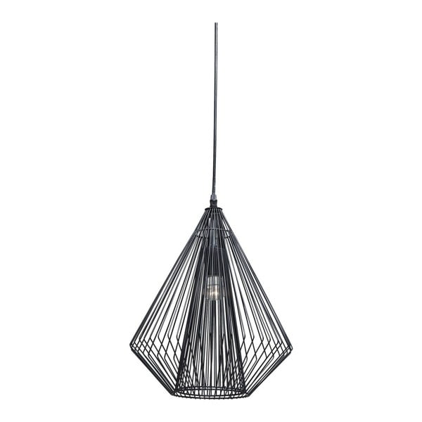 Čierne stropné svietidlo Kare Design Modo