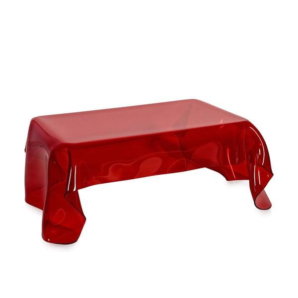 Konferenční Stolík Drappeggi Tavolino Rosso