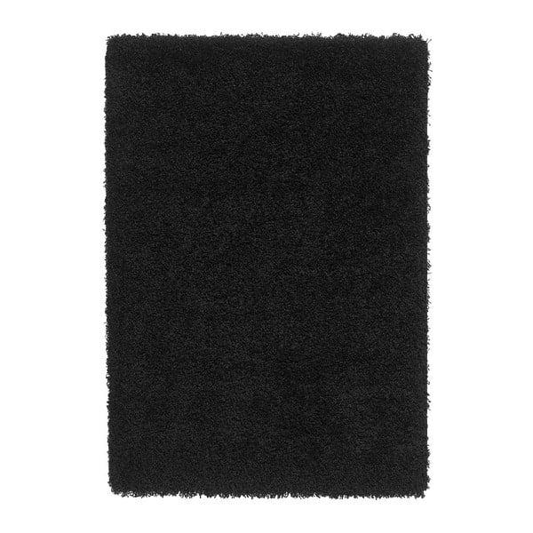 Koberec Vista Black, 120x170 cm