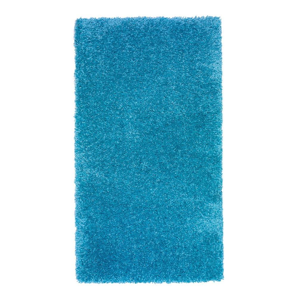 Modrý koberec Universal Aqua, 160 × 230 cm