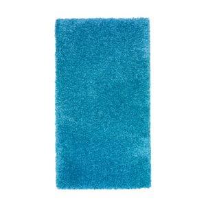 Modrý koberec Universal Aqua, 57 × 110 cm