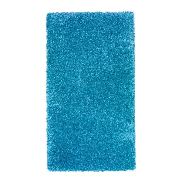 Modrý koberec Universal Aqua, 133 × 190 cm