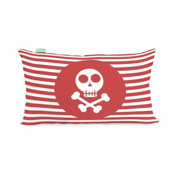Obliečka na vankúš z čistej bavlny Happynois Pirata, 50×30 cm
