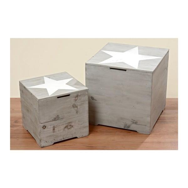 Sada 2 boxov Trunk Srats