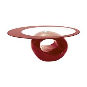 Konferenčný stolík Etna red