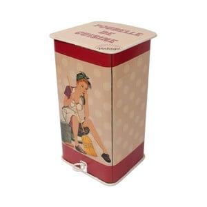 Odpadkový kôš Antic Line Basura vintage