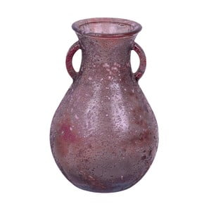 Fialová váza z recyklovaného skla Ego Dekor Cantaro, 0,75 l