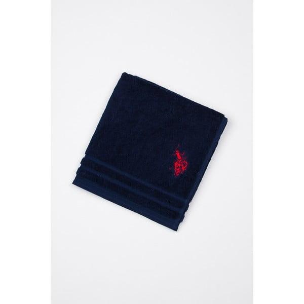 Kúpeľňová predložka US Polo Blue Dark, 60x90 cm