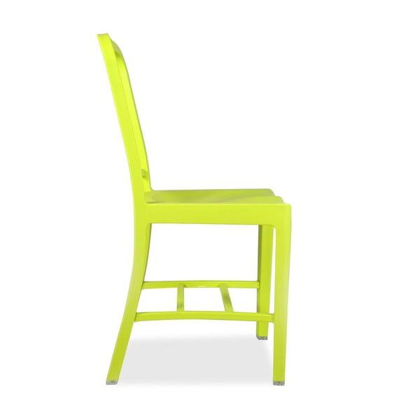Stolička Line Green