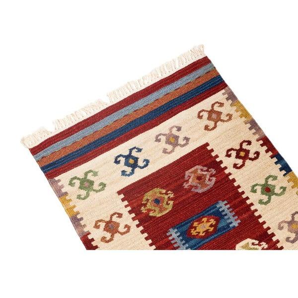 Ručne tkaný koberec Kilim Dalush 306, 180x65 cm