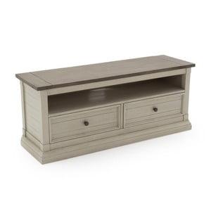 TV stolík z borovicového dreva VIDA Living Croft