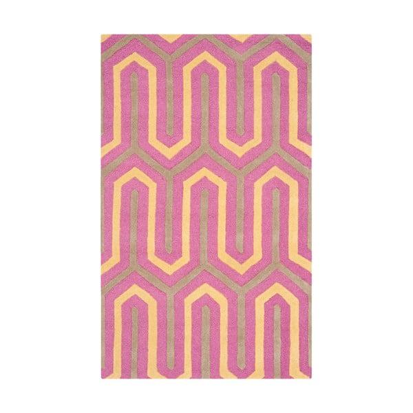 Vlnený koberec  Safavieh Lotta, 91x152 cm