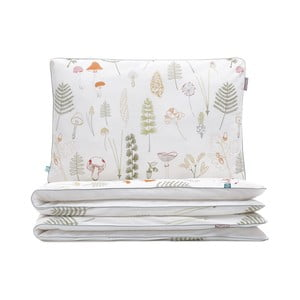 Obliečky Mumla Forest Bedding Set, 100 × 135 cm