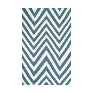 Vlnený koberec Serena, 121x182 cm
