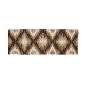 Bytová rohožka s farebným vzorom Villa Collection, 200×70cm