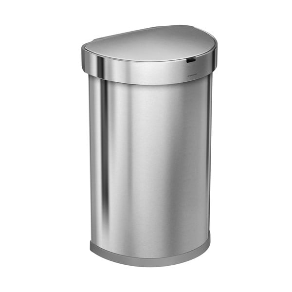 Bezdotykový odpadkový kôš Simples, 45 l