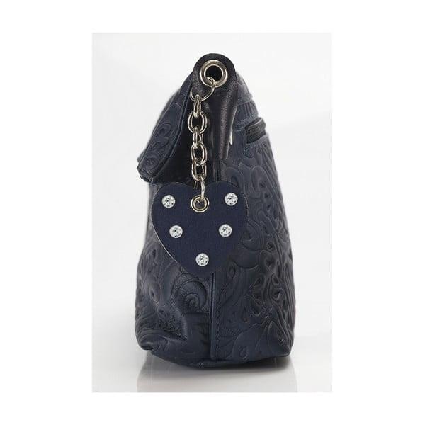 Kožená kabelka Giorgio Costa 15006Blue