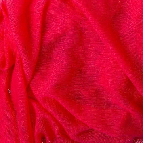 Šatka Infinity Love Red