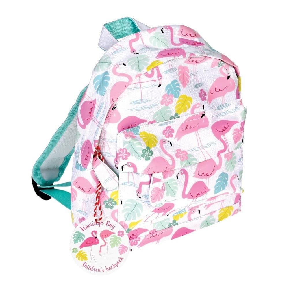 Detský batoh Re× London Flamingo Bay