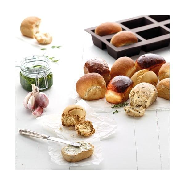 Silikónová forma na pečivo Mini Bread