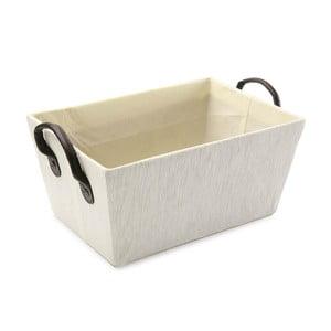 Košík s rúčkami White Handle