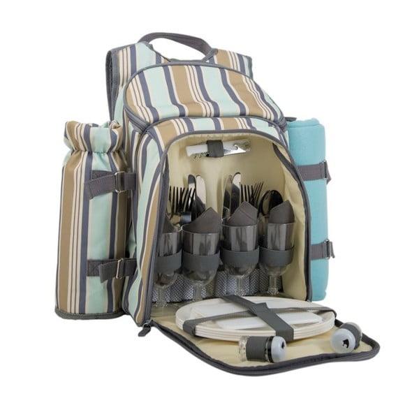 Piknikový batoh Country pre 4 osoby