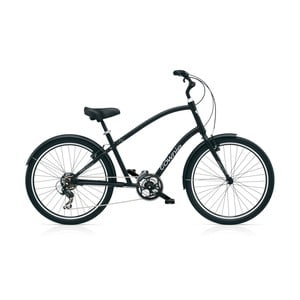Pánsky bicykel Townie Original 21D Black Satin