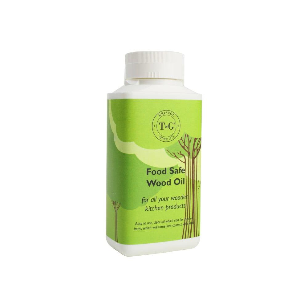 Ochranný olej na kuchynské náčinie T&G Woodware, 250 ml