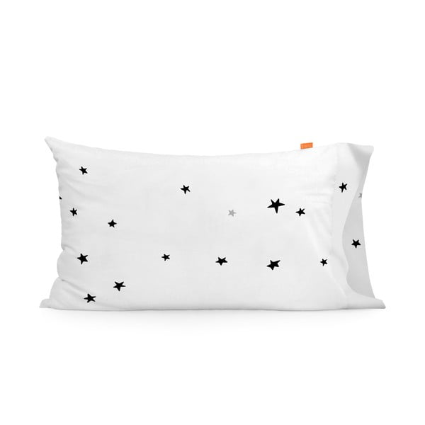 Sada 2 bavlnených obliečok na vankúš Blanc Constellation, 50 x 80 cm