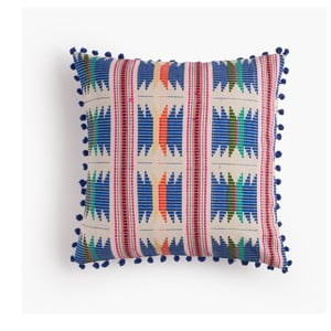 Obliečka na vankúš Mexicano Azul, 45x45 cm