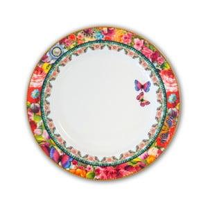 Porcelánový plytký tanier Melli Mello Eliza, 26.5 cm