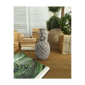 Dekoratívna soška Orchidea Milano Pineapple, 24 cm
