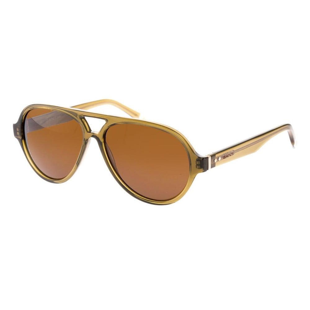 899de2318 Pánske slnečné okuliare GANT Aviator Crytal Green | Bonami