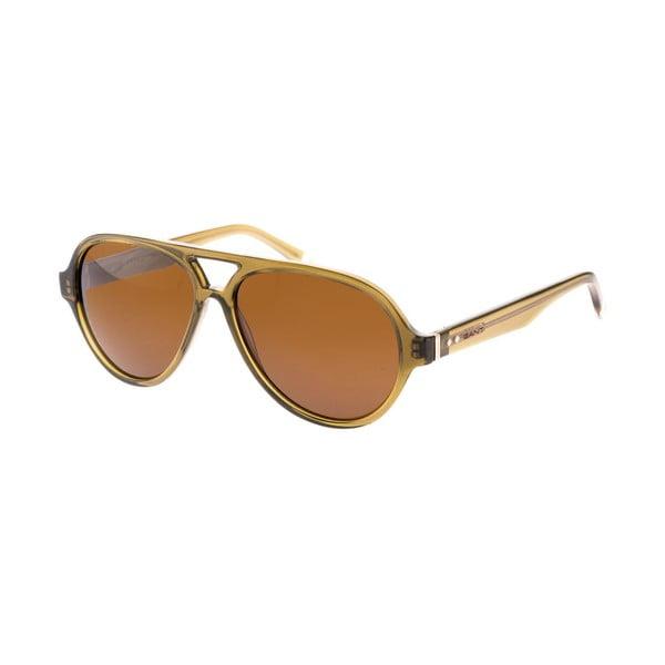 Pánske slnečné okuliare GANT Aviator Crytal Green
