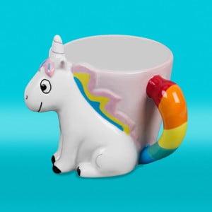 Keramický hrnček Happy News Unicorn, 400 ml