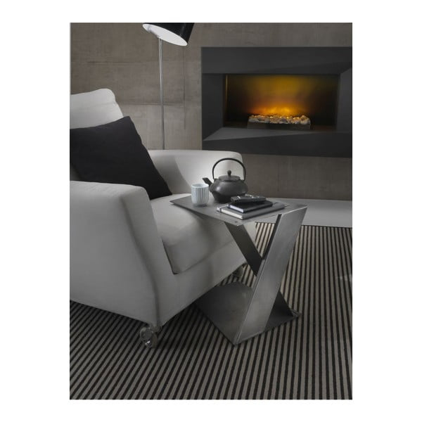 Odkladací stolík Siderietto Grey