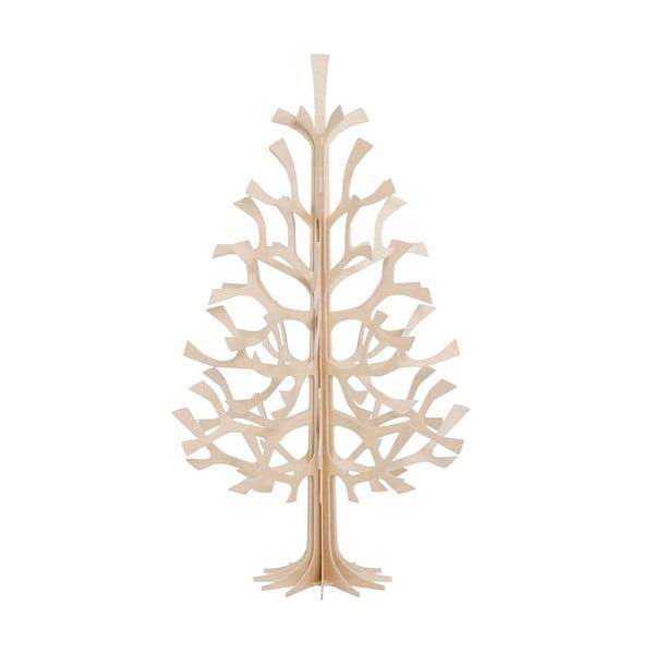 Skladacia dekorácia Lovi Spruce Natural, 30 cm